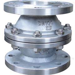 GZW-16P DN100管道阻火器