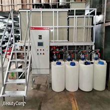 MYJY-80L医疗废水/电镀水厂小型全自动加药装置