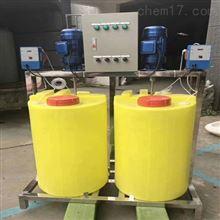 污水厂除磷投药系统