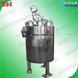 GSH10L高压不锈钢反应釜 带釜盖升降