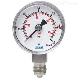 型号 131.11德国威卡波登管压力表
