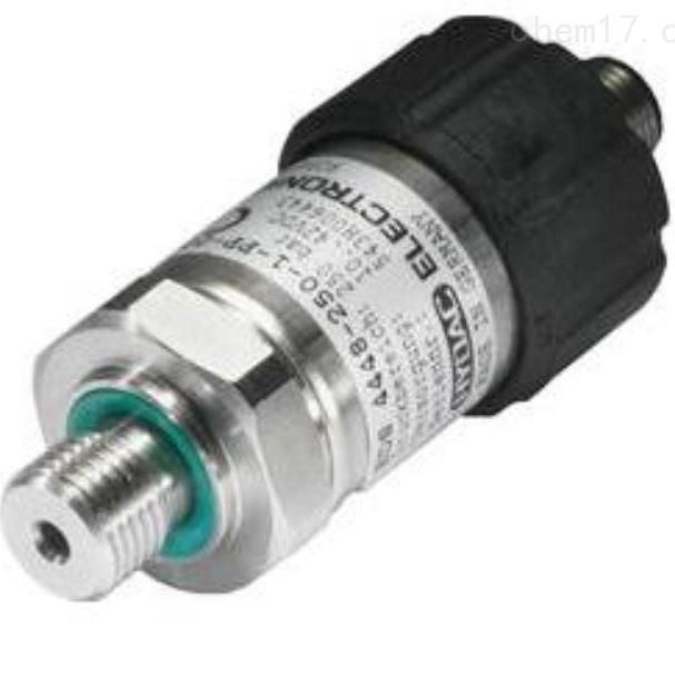HYDAC可编程电子压力开关-EDS 4400