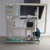 DYQ541Ⅱ数据采集冲击水浴除尘器实验装置  废气处理