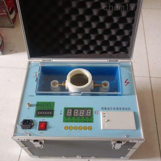全自动化绝缘油耐压测试仪