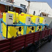 1200升三泵两用一备锅炉联氨除氧加药装置