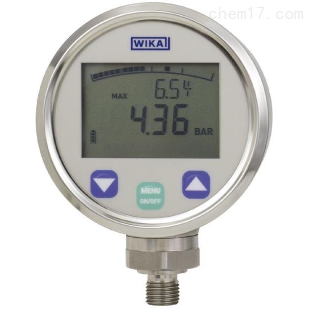 WIKA   DG-10 数字压力表