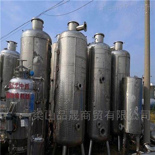 二手MVR蒸发器316材质
