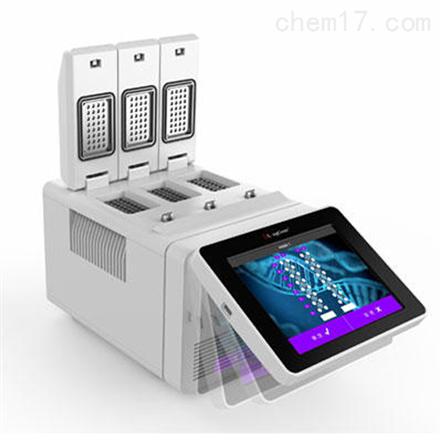 PCR基因扩增仪-三槽超级梯度PCR仪