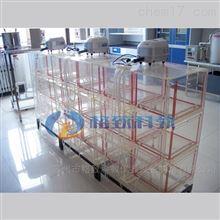 GZS002垃圾发酵实验箱 固体废物有害垃圾处理装置