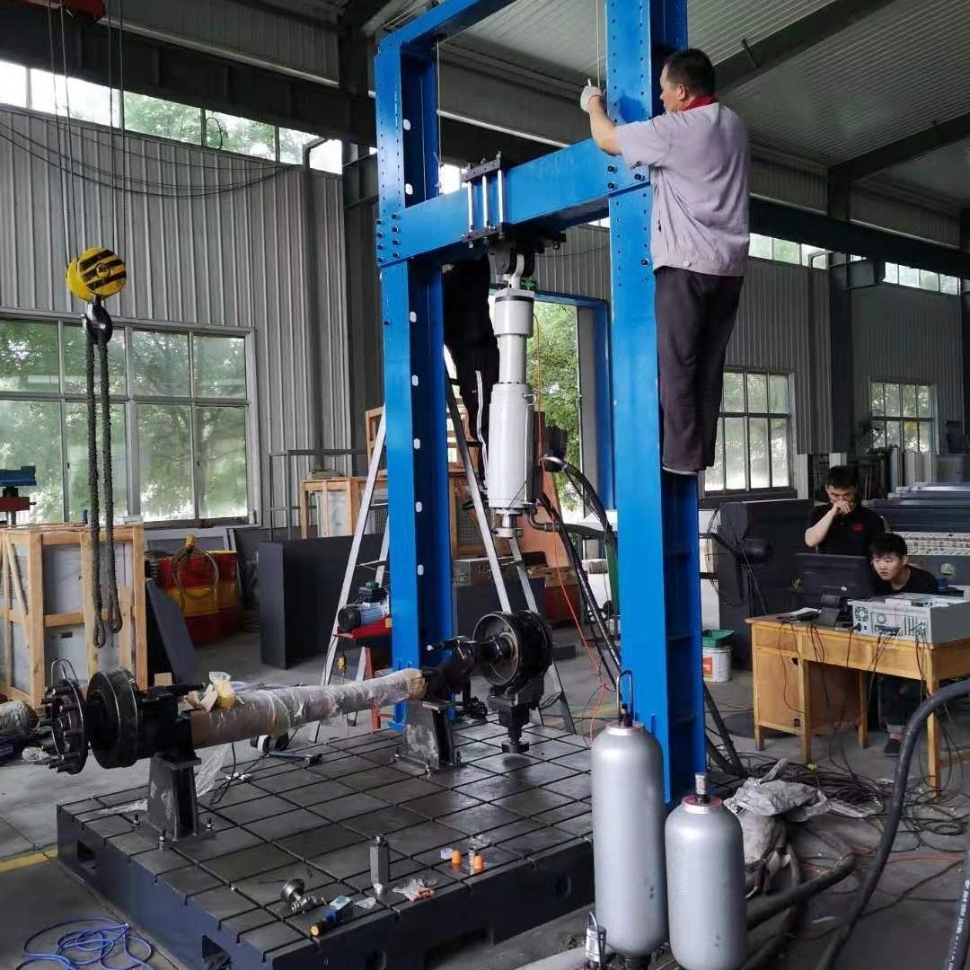 混凝土衬砌管片抗弯拉拔试验机定制基地