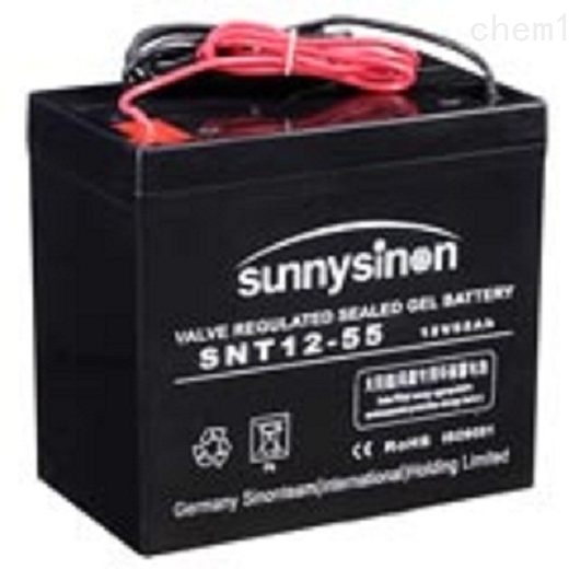赛能蓄电池SNT12-55代理商
