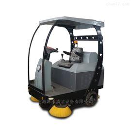 BL-1450工地清掃用電動吸塵掃地車