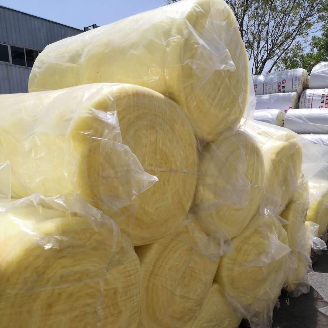 钢结构玻璃棉卷毡现货批发