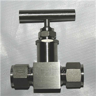 J91W不锈钢卡套针型阀