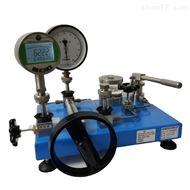 SD-205台式手动液压源