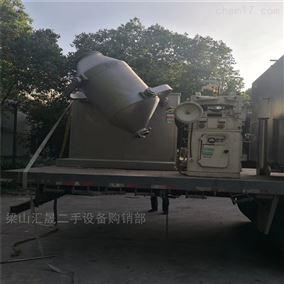 天津市二手粉液混合机收购