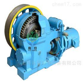 YUY-780電梯曳引機解剖裝置|電梯實訓室設備