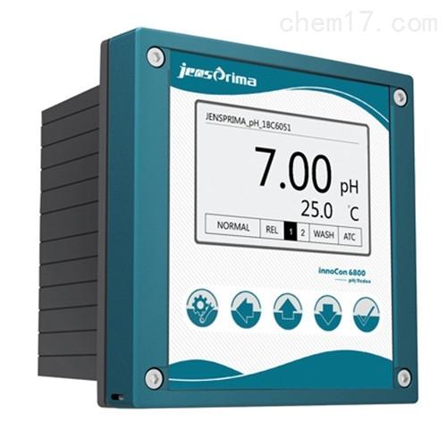 innoCon 6800P泳池PH计在线分析仪