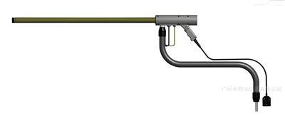testo350可调温式加热烟气探针