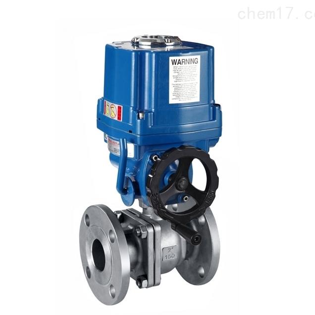 防爆保温电动球阀BQ941F性能可靠规格齐全