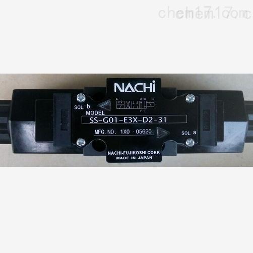 日本不二越nachI电磁换向阀