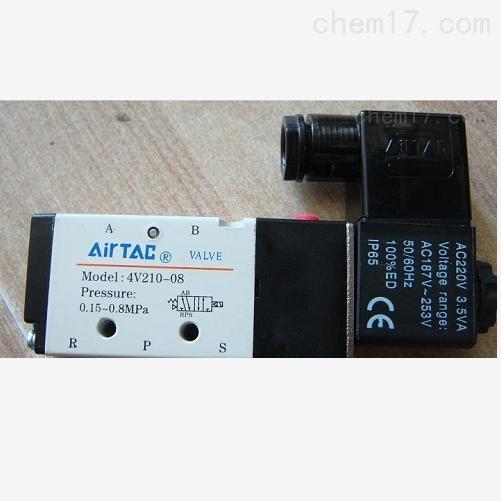 台湾AIRTAC电磁阀