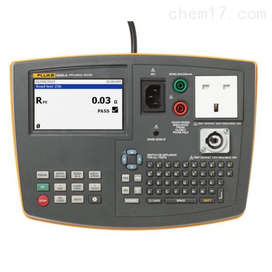 美国福禄克FLUKE电器安规测试仪
