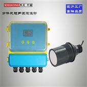 XZU-FC010分體式液位計現場數字LED顯示4-20mA污水