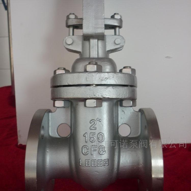 2507双相钢美标闸阀闸阀生产商 可诺泵阀