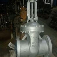 Z40H-600LB美标铸钢闸阀