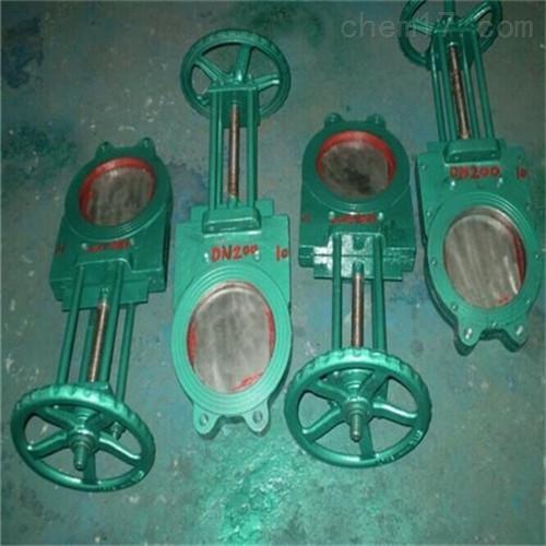 不锈钢电动刀型浆液阀