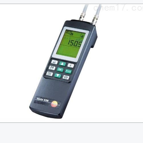 德国德图Testo工业级差压测量仪