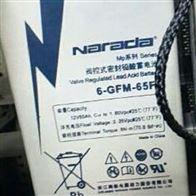 6-GFM-65F南都蓄电池6-GFM-F系列全国联保