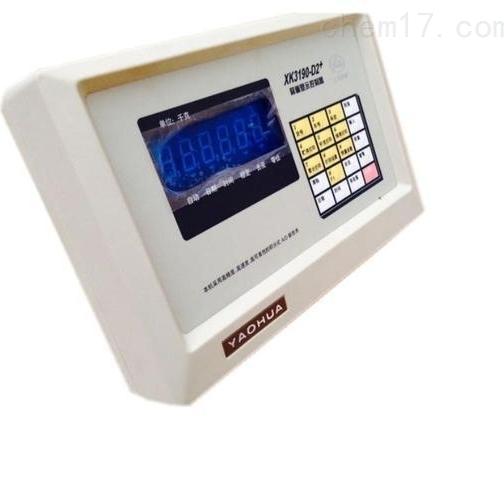 电子地磅显示仪表