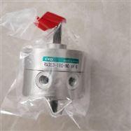 超小型日本CKD旋轉夾緊氣缸