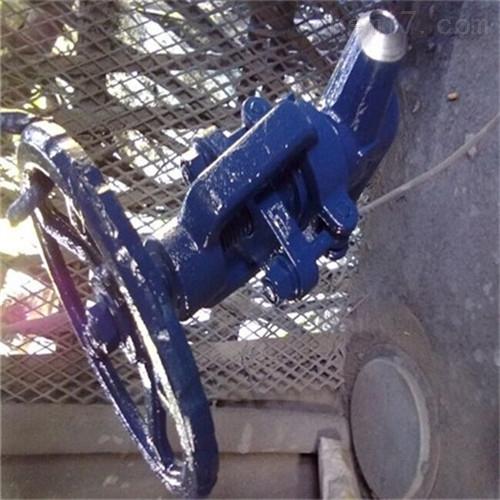 不锈钢抗冲刷截止阀