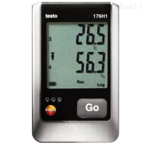 testo 176 H1 - 温湿度记录仪