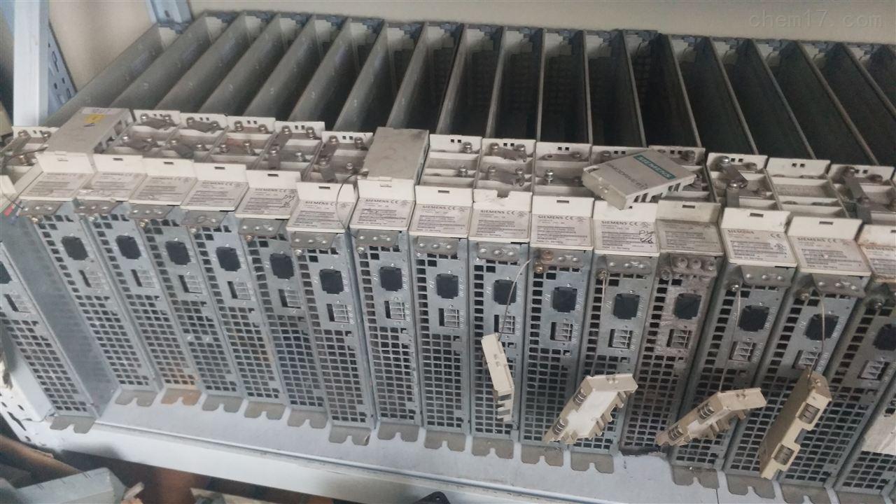 西门子802D双轴驱动维修