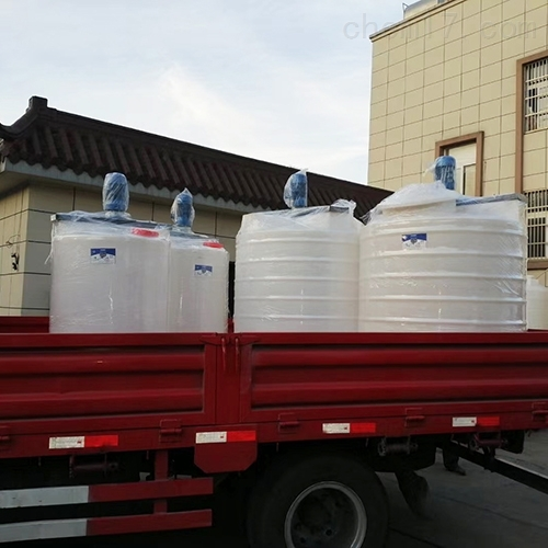 8吨PAC搅拌桶现货