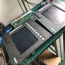 840D上门维修西门子840D系统上电黑屏无显示故障解决方法