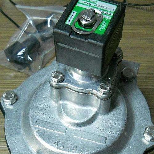 授权代理美国ASCO先导式通用电磁阀SCG551A018MS