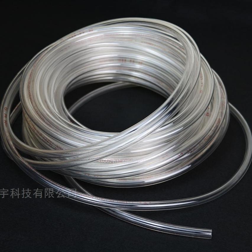 测硫仪配件 透明硅胶管净化器