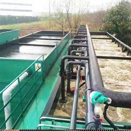 HCMag磁絮凝河湖水环境综合治理中应用