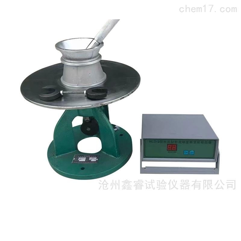 水泥胶砂流动度测定仪 电动跳桌