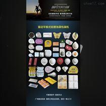DPP-155广州睡眠胶囊鸡蛋面膜化妆品铝塑泡罩包装机