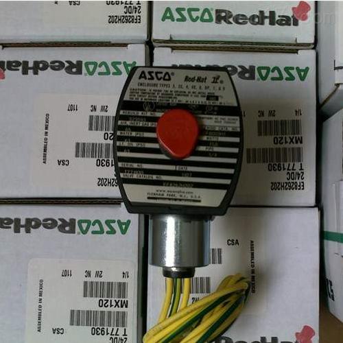 阿斯卡电磁阀进口美国原装ASCO