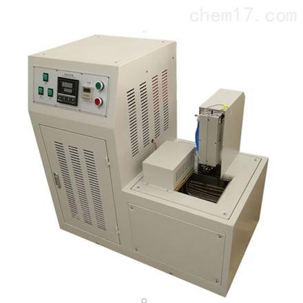 GB/T1682-2014低溫脆性沖擊測試儀 單樣法
