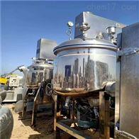 二手高剪切乳化机100L-500L-800L-1000L销售
