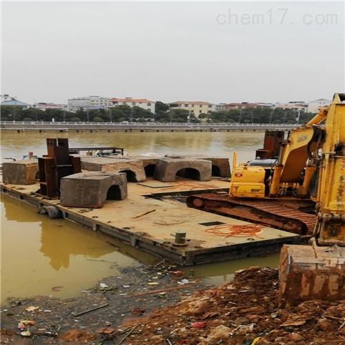 柳州沉管法施工公司-管道安装