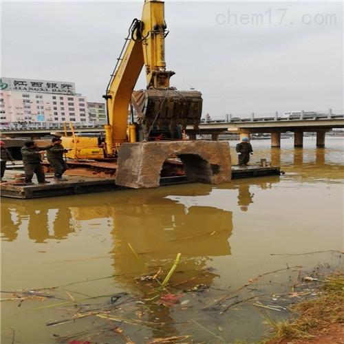 新乡水上架设管道公司-沉管